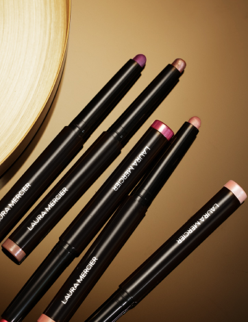 Caviar Stick Eye Color的各种色号 - Shimmer