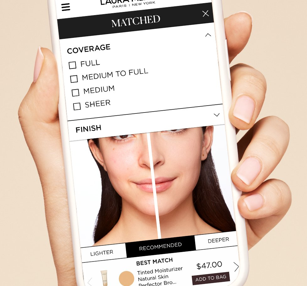 Find Your Match - Model Image