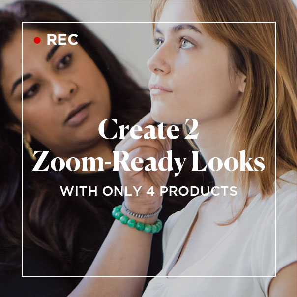 Create Two Zoom-Ready Looks Livestream