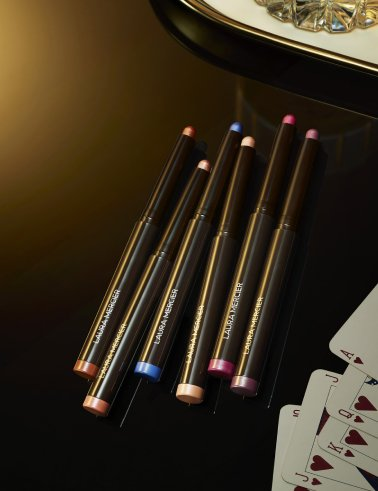 Caviar Stick Eye Color的各种色号 - Intense